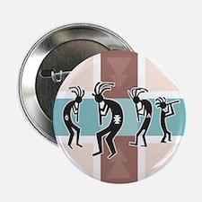 "Kokopelli Designs 2.25"" Button (100 pack)"