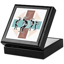 Kokopelli Designs Keepsake Box