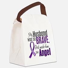 D Husband Canvas Lunch Bag