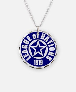ART League of Nations 1919 Necklace