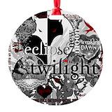 Twilight Round Ornament