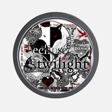best new twilight t-shirts twilight sam Wall Clock