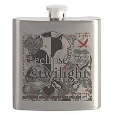 best new twilight t-shirts twilight sampler  Flask