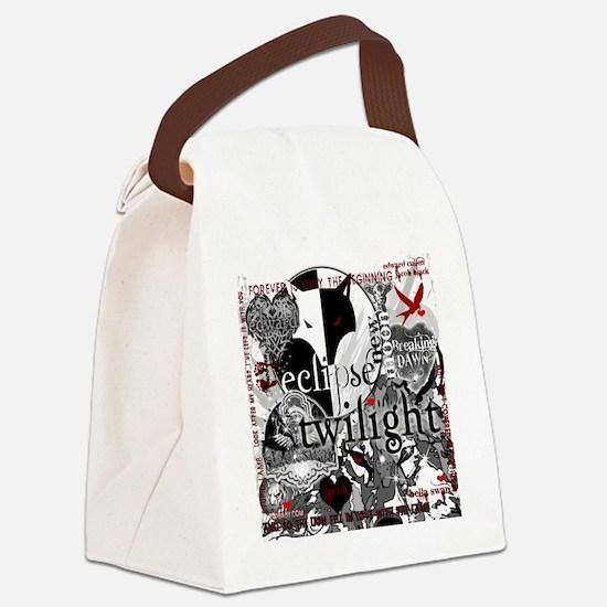 best new twilight t-shirts twilig Canvas Lunch Bag