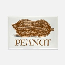 PEANUT -- Rectangle Magnet