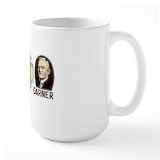 ART Roosevelt and beer and garner Mug