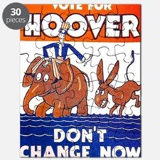 ART vote for hoover Puzzle