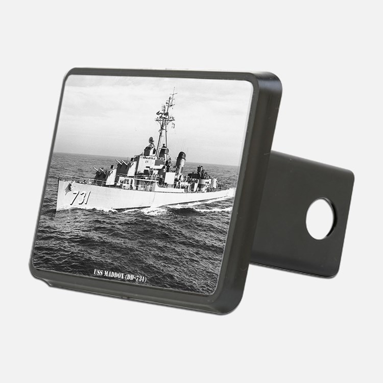 maddox framed panel print Hitch Cover
