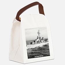 maddox framed panel print Canvas Lunch Bag