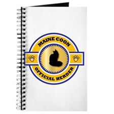Maine Coon Herder Journal