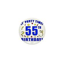 PartyTime55 Mini Button