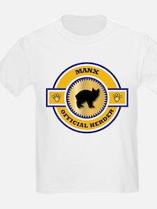 Manx Herder Kids T-Shirt