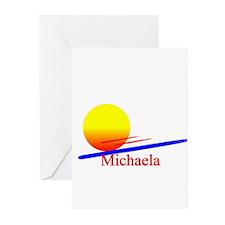 Michaela Greeting Cards (Pk of 10)