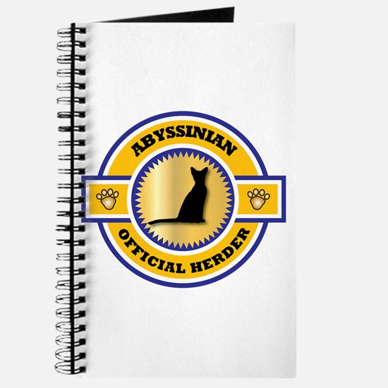 Abyssinian Herder Journal