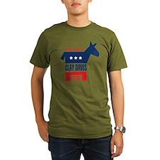 reelectClayDavis_tshi T-Shirt