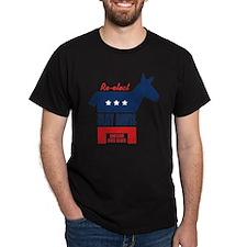 reelectClayDavis_tshirt_light T-Shirt