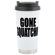 bobo squatchin Travel Coffee Mug