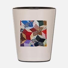 Quilt one_Tile Shot Glass