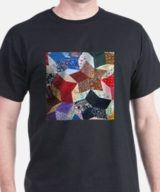 Quilt one_Tile T-Shirt