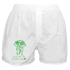 LUCK OF THE ZN Boxer Shorts