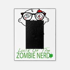 Zombie Nerdsaint patricks day png Picture Frame