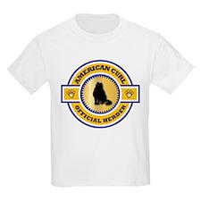 Curl Herder Kids T-Shirt