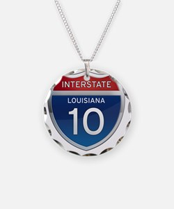 Interstate 10 - Louisiana Necklace
