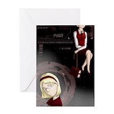 ruby3 Greeting Card