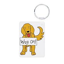Wag-On Keychains
