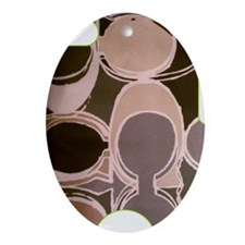 desing_05_hard_case Oval Ornament