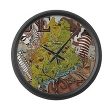 cover Large Wall Clock