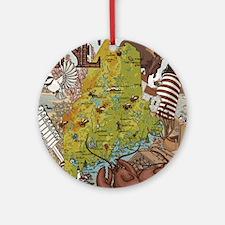 cover Round Ornament