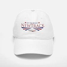 NewTrack_Logo Baseball Baseball Cap