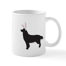 Golden Bunny Mug