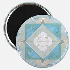 YemanjaBorder5inch Magnet