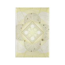 OxumBorder5inch1 Rectangle Magnet