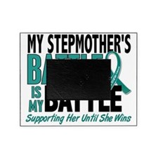 D My Battle Too Stepmother Ovarian C Picture Frame