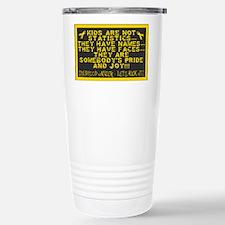 KickChildhoodcancer Travel Mug