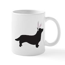 C. Corgi Bunny Coffee Mug