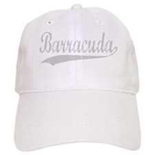 Barracuda for dark Baseball Cap