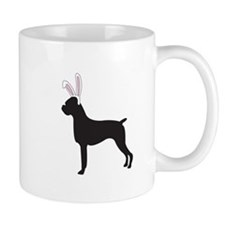 Boxer Bunny Mug