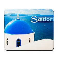 laptop_0023_greece santorini greece-2 Mousepad