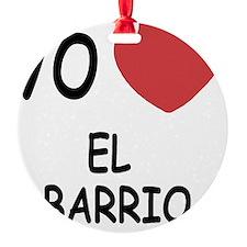 EL_BARRIO Ornament