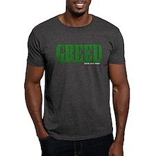 Greed Logo T-Shirt