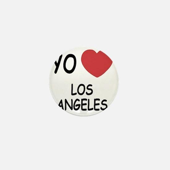 LOS_ANGELES Mini Button