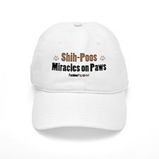 Shih-Poo dog Baseball Cap