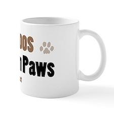 Shih-Poo dog Coffee Mug
