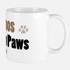 Shih-Poo dog Mug