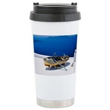 print Ceramic Travel Mug