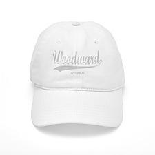 Woodward Ave for dark Baseball Baseball Cap